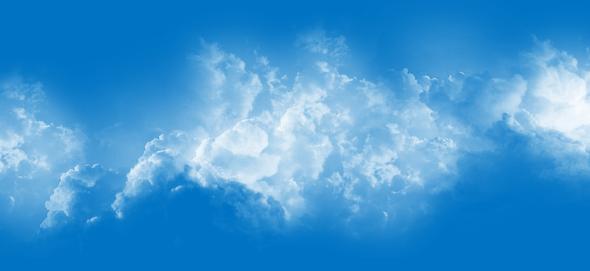 Анимированные облака на CSS3 - clouds.png