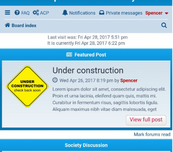 [3.2] Информация в шапке сайта - [BETA] Featured Post - Пост1.png