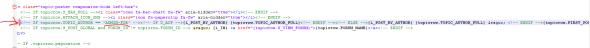 Помогите по скрытию и анонимности админа на форуме - KOD.PNG